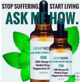 Hempworx (cbd oil) in Fort Campbell, Kentucky