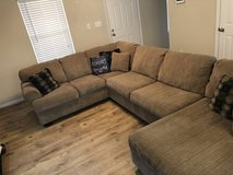 Ashley U-Shape Sectional in Hampton, Virginia