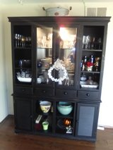China cabinet in Oceanside, California