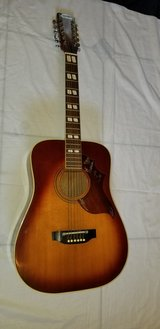 Vintage Ensenada 12 String Acoustic Guitar in Camp Pendleton, California