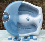 Conair Deluxe Foot Spa $10 in Cherry Point, North Carolina