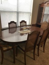 dining room set with chairs in Tomball, Texas