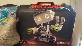 Meccano Erector - M.A.X Robotic Interactive Toy with Artificial Intelligence in Alamogordo, New Mexico