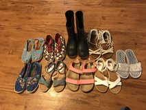 Lot of Girls Shoes sizes 13-1 in Okinawa, Japan
