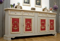 Amazing Huge Sideboard Buffet Dresser Chest Cabinet in Ramstein, Germany