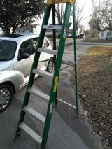 Davidson ladder. 7 ft. in Fort Campbell, Kentucky