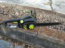 Poulan 3.5 Hp Electric Chain Saw in Fort Campbell, Kentucky
