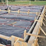 HUSKY 6 ft. x 100 ft. Black 6 mil. Plastic Sheeting in Naperville, Illinois