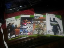 Xbox 360 games in Fort Campbell, Kentucky