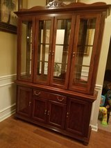Broyhill China Cabinet in Yongsan, South Korea