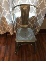 Stackable Metal Chair in Wheaton, Illinois