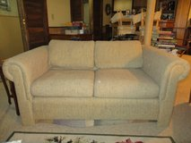 VERY NICE!  TWEED SOFA LOVESEAT in Glendale Heights, Illinois