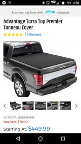 Brand New truck bed cover for F250/350 shortbed in Fairfield, California