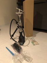 Hookah with cleaning accessories in Okinawa, Japan