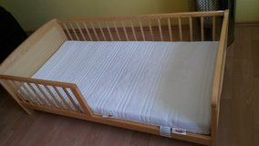 Toddler Bed including Mattress in Stuttgart, GE