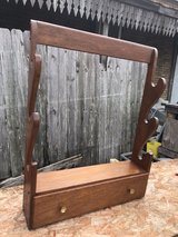 vintage Solid Wood Gun Rack in Pasadena, Texas