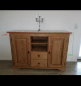 solid wood sideboard in Baumholder, GE