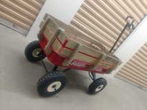 Radio Flyer Wagon in Camp Pendleton, California