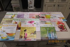 """Body + Soul"" - 10 Magazines - A Martha Stewart Publication in Houston, Texas"