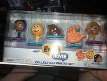 Just Play Emoji Movie Collectible Figures Set in Kingwood, Texas