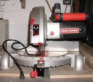 Craftsman Miter Saw Combo in Ramstein, Germany