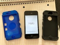 iPhone 4 with case in Baumholder, GE