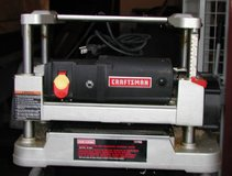 Craftsman Thickness Planer in Ramstein, Germany