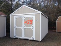 12x16 Utility Shed Storage Building GREAT BUY!! in Moody AFB, Georgia