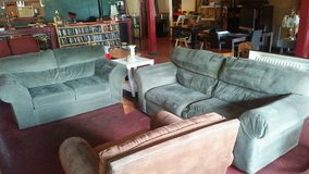 Nice Matching Couch and Loveseat in DeRidder, Louisiana
