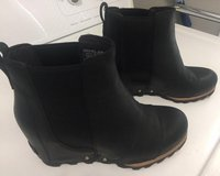 Leather Boots in Fort Campbell, Kentucky