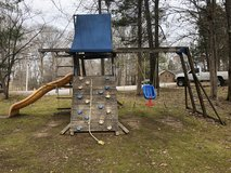 Playground set in Fort Campbell, Kentucky