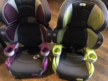 Evenflo Booster Seat, Car Seat, Carseat for both in Fort Benning, Georgia