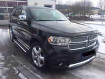 2013 Dodge Durango Citadel, 5.7L V8 HEMI in Hohenfels, Germany