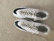 Size 11 football cleats in Lockport, Illinois