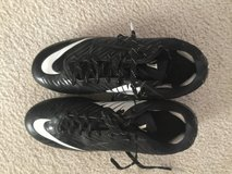 Size 10.5 football cleats in Naperville, Illinois