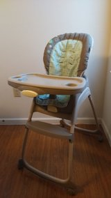 Ingenuity Trio 3-in-1 Deluxe High Chair in Fort Drum, New York