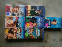 Seven brand new sealed Shirley Temple VHS tapes $10 for all 7 in Sugar Grove, Illinois