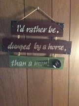 Wall decor in Fort Campbell, Kentucky