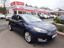 '17 Ford Focus TITANIUM Automatic in Spangdahlem, Germany
