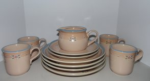 Noritake Arizona Stoneware for 4 ~ Excellent Condition in The Woodlands, Texas