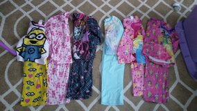 Girls PJ's sz 7/8 & 8 in Fort Drum, New York