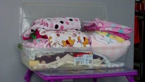 Baby blankets in Fort Drum, New York