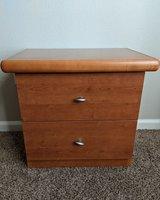 3 Drawer Dresser and Night Stand Bedroom Set in Colorado Springs, Colorado