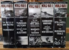 World War 2 box set in Sugar Grove, Illinois