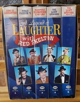 Red Skelton box set in Naperville, Illinois