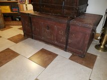 Antique Immigrants Chest in Fort Leonard Wood, Missouri