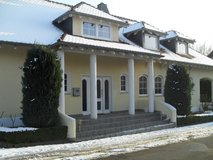 Beautiful Luxury Villa with Swimming Pool and Mother-in-Law-Suite in Schmalenberg in Ramstein, Germany