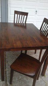 TABLE & 3 CHAIRS in Kingwood, Texas