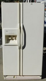 25 CU. FT. KENMORE SIDE-BY-SIDE REFRIGERATOR in Vista, California
