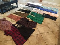 Lots of dresses different price just ask in Leesville, Louisiana